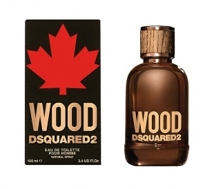 Wood For Him Dsquared2