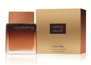 Euphoria Amber Gold Men